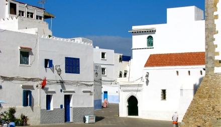 Assilah, Morocco Copyright Mandy Sinclair