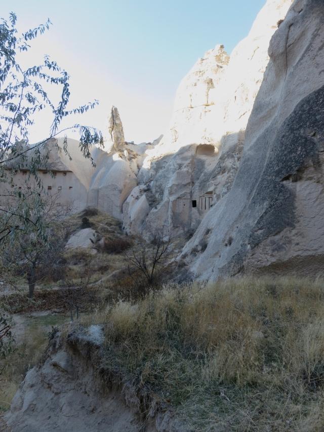 Rose Valley, Cappadocia Turkey, Copyright Mandy Sinclair