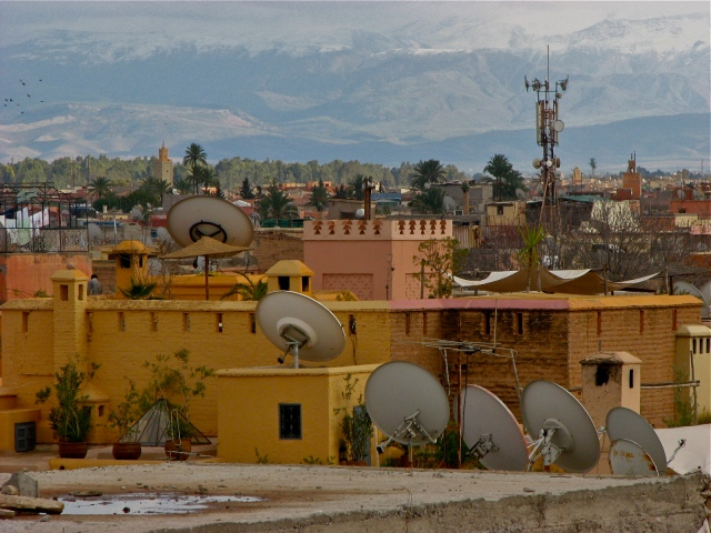 Marrakesh, Copyright Mandy Sinclair