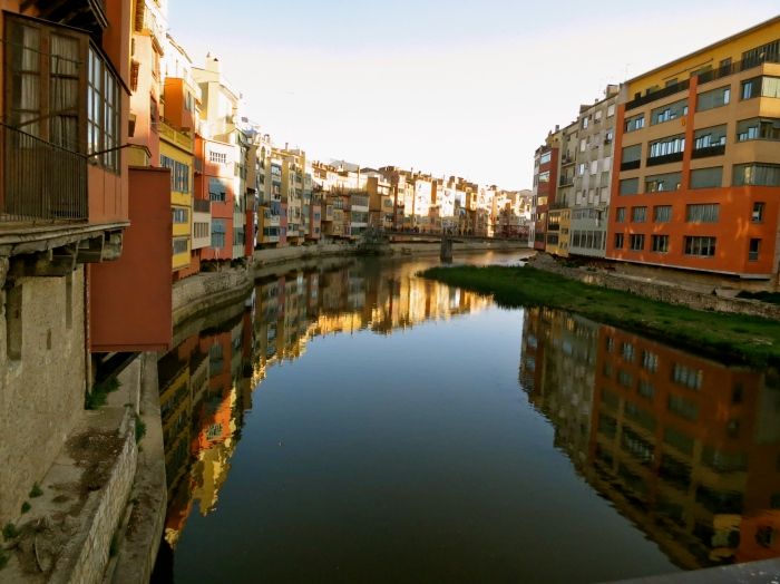 Girona Spain  Copyright Mandy Sinclair