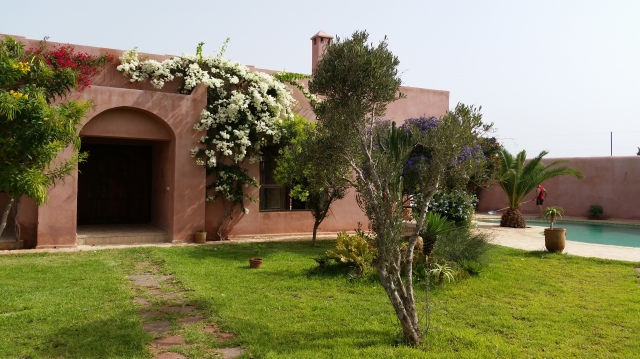Villa for sale, Essaouira Morocco, Copyright Mandy Sinclair