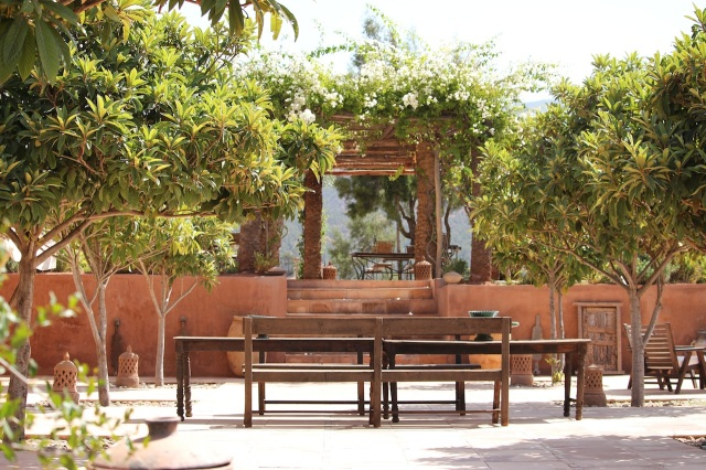 Kasbah Bab Ourika, Ourika Valley, Copyright Mandy Sinclair